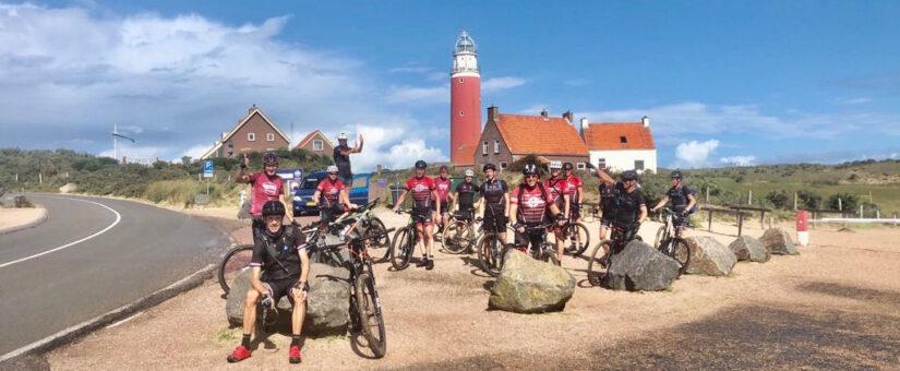 Maandelijkse MTB rit: Texel